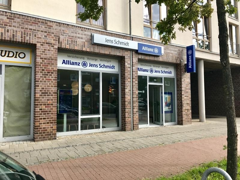Allianz Versicherung J. Schmidt - Baufinanzierung Bremen