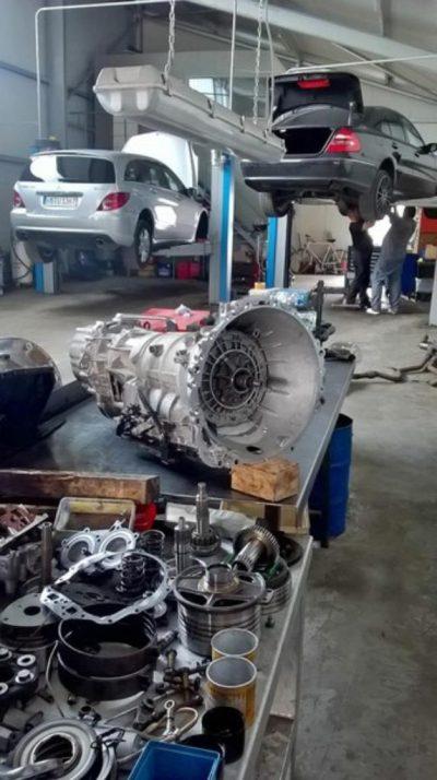 Automatikgetriebe – Service DKS GbR