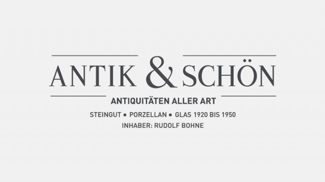 Rudolf Bohne Antik und Schön