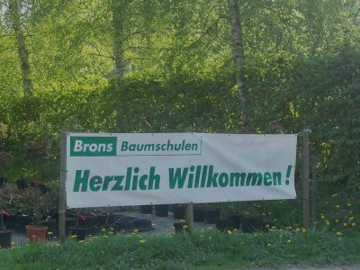 Brons Baumschulen | Baumschule Ritterhude – Bremen