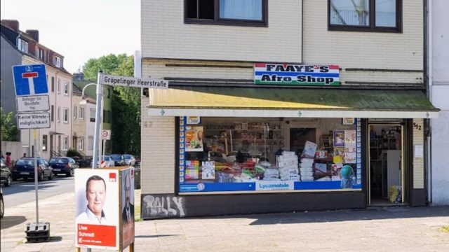 Faaye's Afro Shop