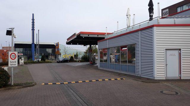 Hoyer Autohof Hansator Bremen – Überseestadt