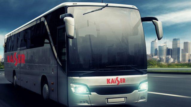 Kaiser's Bus Reisen | Busreisen mit Komfort
