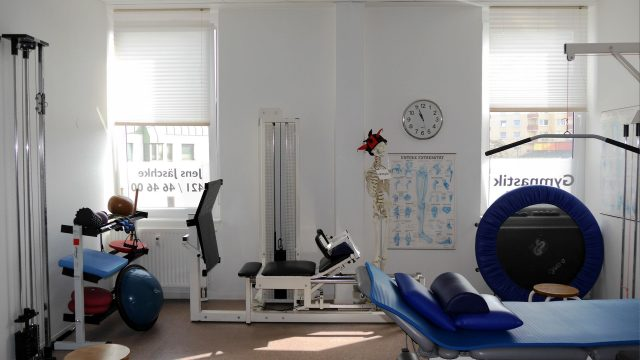 Krankengymnastik | Physiotherapie Bremen Jäschke