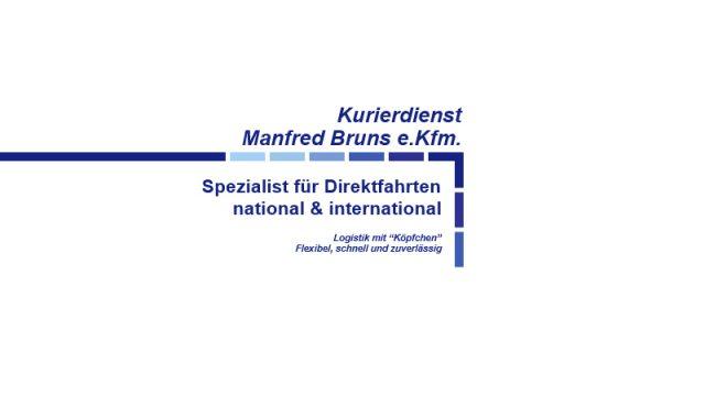 Kurierdienst Bremen Manfred Bruns e. Kfm.