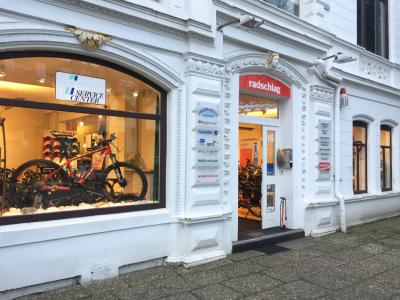 radschlag Bremen | Fahrradhandel u. Fahrradwerkstatt