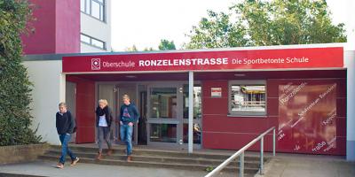 Schulzentrum Ronzelenstraße