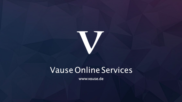 Webdesign | Vause Online Services