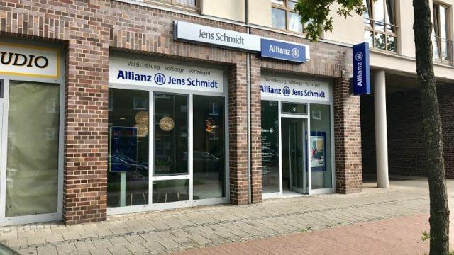 Allianz Versicherung J. Schmidt – Baufinanzierung Bremen
