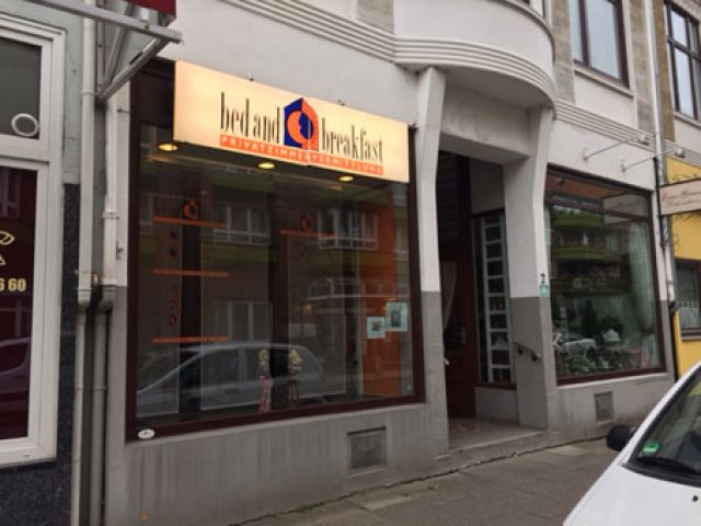 bed and breakfast Bremen Privatzimmervermittlung