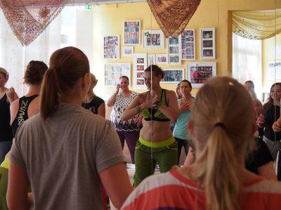 Studio für Tanz Fitness Bremen für Frauen