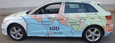 Car Wrapping Bremen | All Werbung