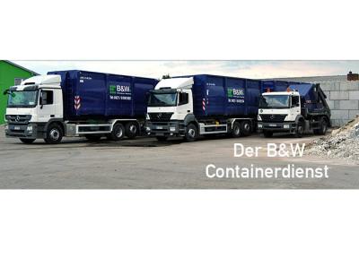Baensch u. Wippersteg GmbH Containerdienst Bremen