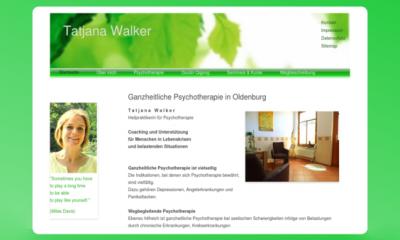 Ganzheitliche Psychotherapie