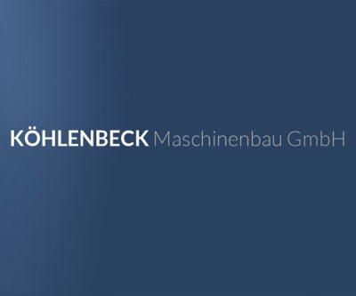 Köhlenbeck Maschinenbau GmbH