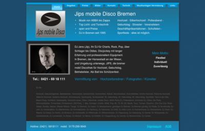 DJ Jips mobile Disco
